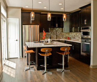 Lakey Kitchen Contemporary Kitchen Indianapolis By By Design Llc