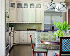 LaMarche Home traditional kitchen