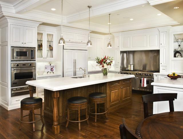 Lamb Residence contemporary-kitchen