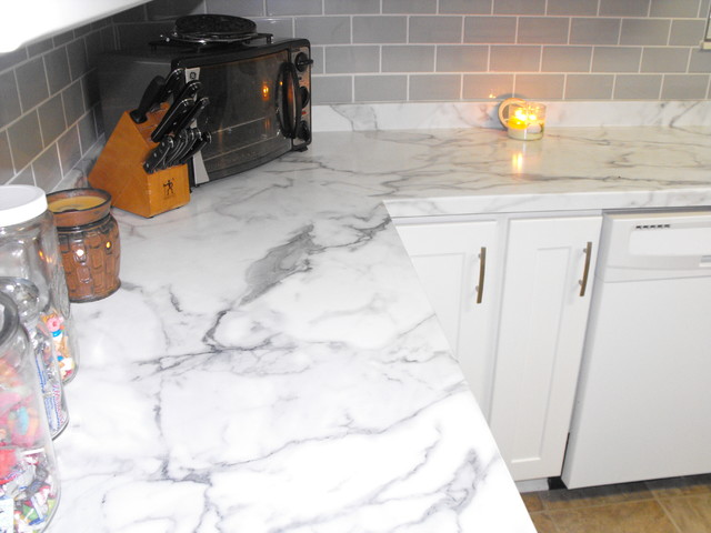 laminate kitchen with white clean countertops formica akron interesting to how oh countertop marble look