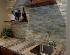 Laminate Countertops contemporary-kitchen-countertops