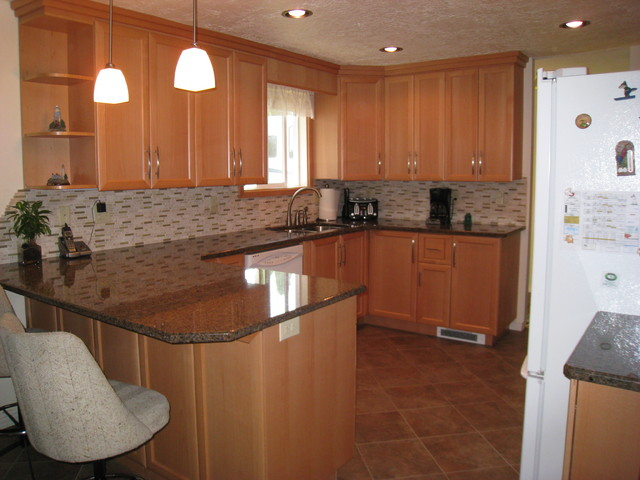 Lampe Kitchen - Traditional - Kitchen - Other - by AD Construction and Remodeling, LLC