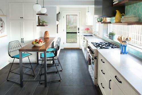 BlueStar Range featured in the Houzz Kitchen of the Week