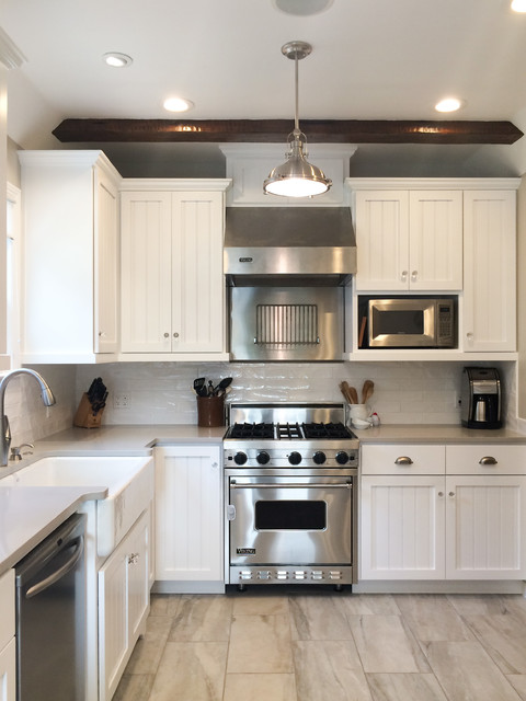 Land Park Kitchen - Traditional - Kitchen - sacramento ...