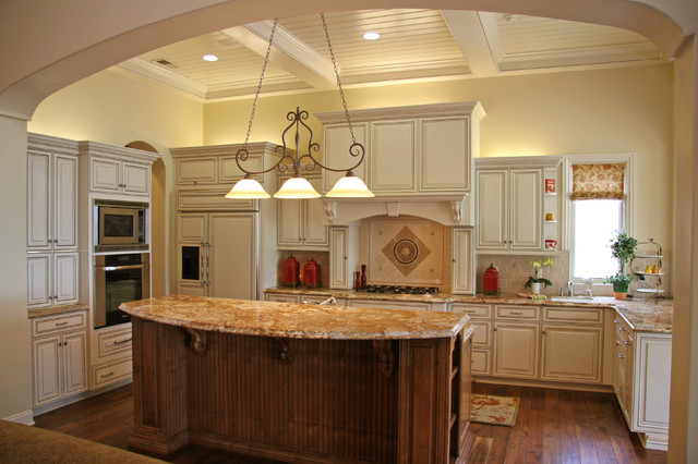 Landmark Builders traditional kitchen