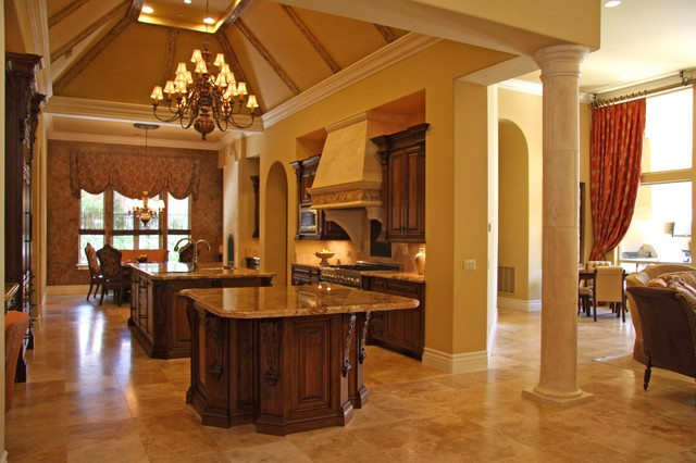 Landmark Builders kitchen