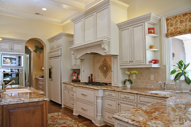 Landmark Builders traditional-kitchen