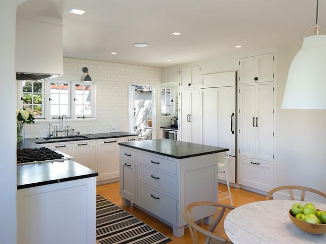 Landmark Makeover Traditional Kitchen San Diego By