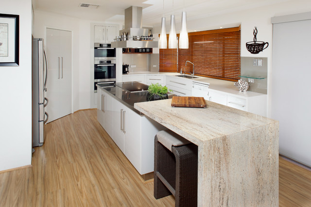 Landsdale Kitchen Contemporary Kitchen Perth By Glenda Roff