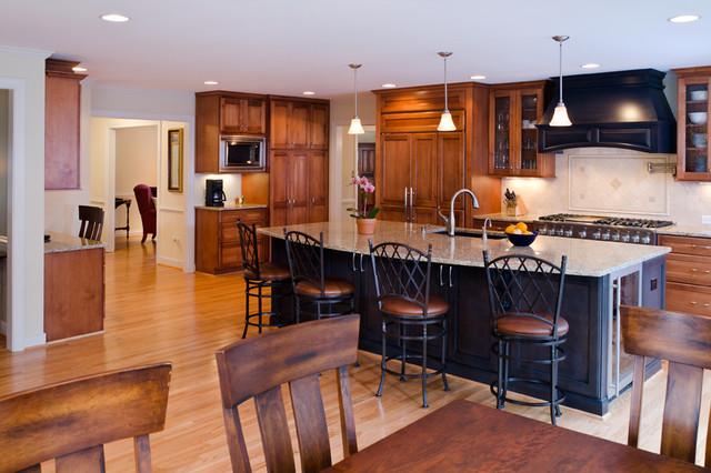 Lane Homes Kitchen traditional-kitchen