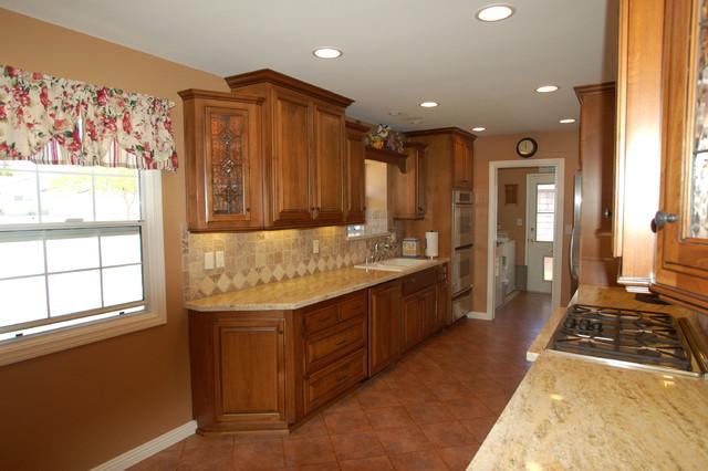 Lane Kitchen Remodel traditional-kitchen