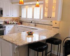 Langhorne Kitchen traditional-kitchen