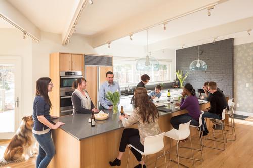 Langley-Hawthorne Residence