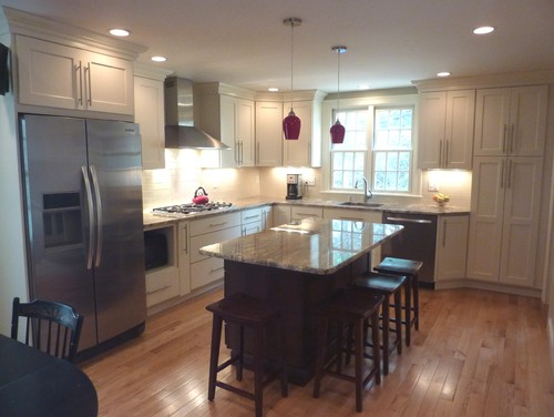 Eat In Kitchen Islands | New House Designs