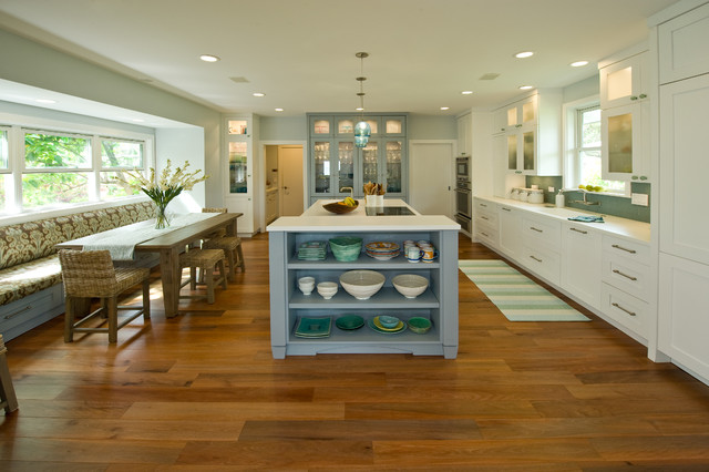 Lanikai blue tropical kitchen hawaii by for Kitchen design hawaii