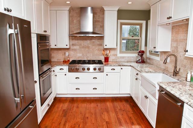 Lansing Kitchen Traditional Kitchen Kansas City By Erica Kay Design