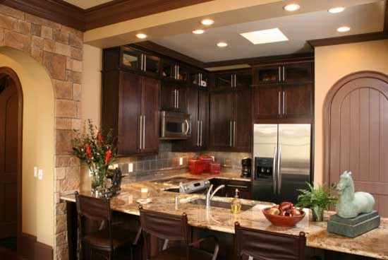 Lapidus Granite Countertops Traditional Kitchen