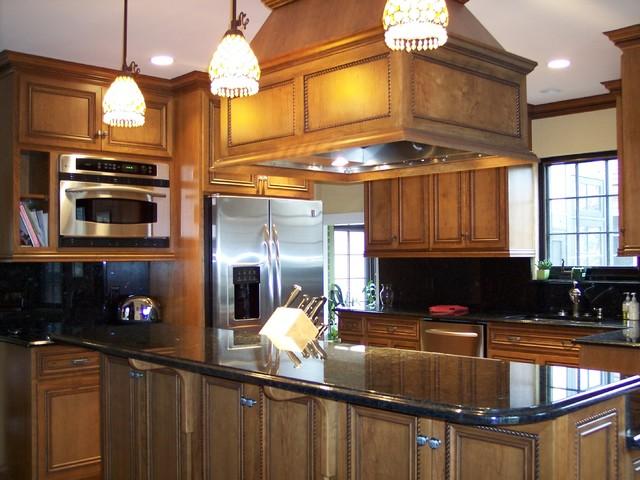 Lar 01 Traditional Kitchen Denver By Elite Cabinets Llc
