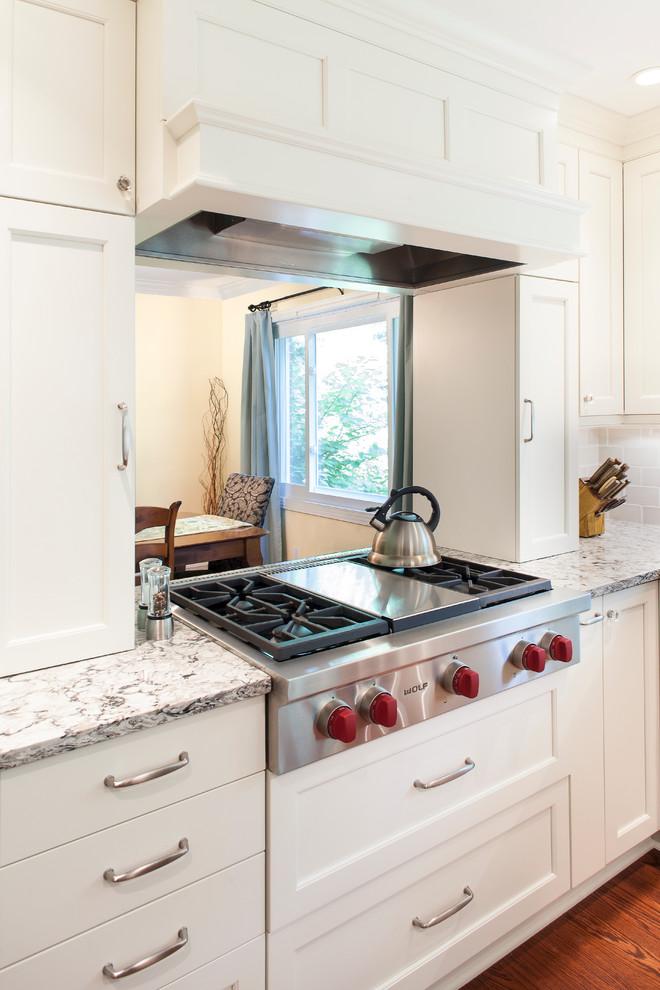 Larchmont Kitchen - Contemporary - Kitchen - Detroit - by ...