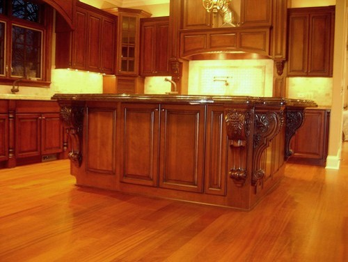 kitchen island corbels large island corbels traditional kitchen chicago 1879