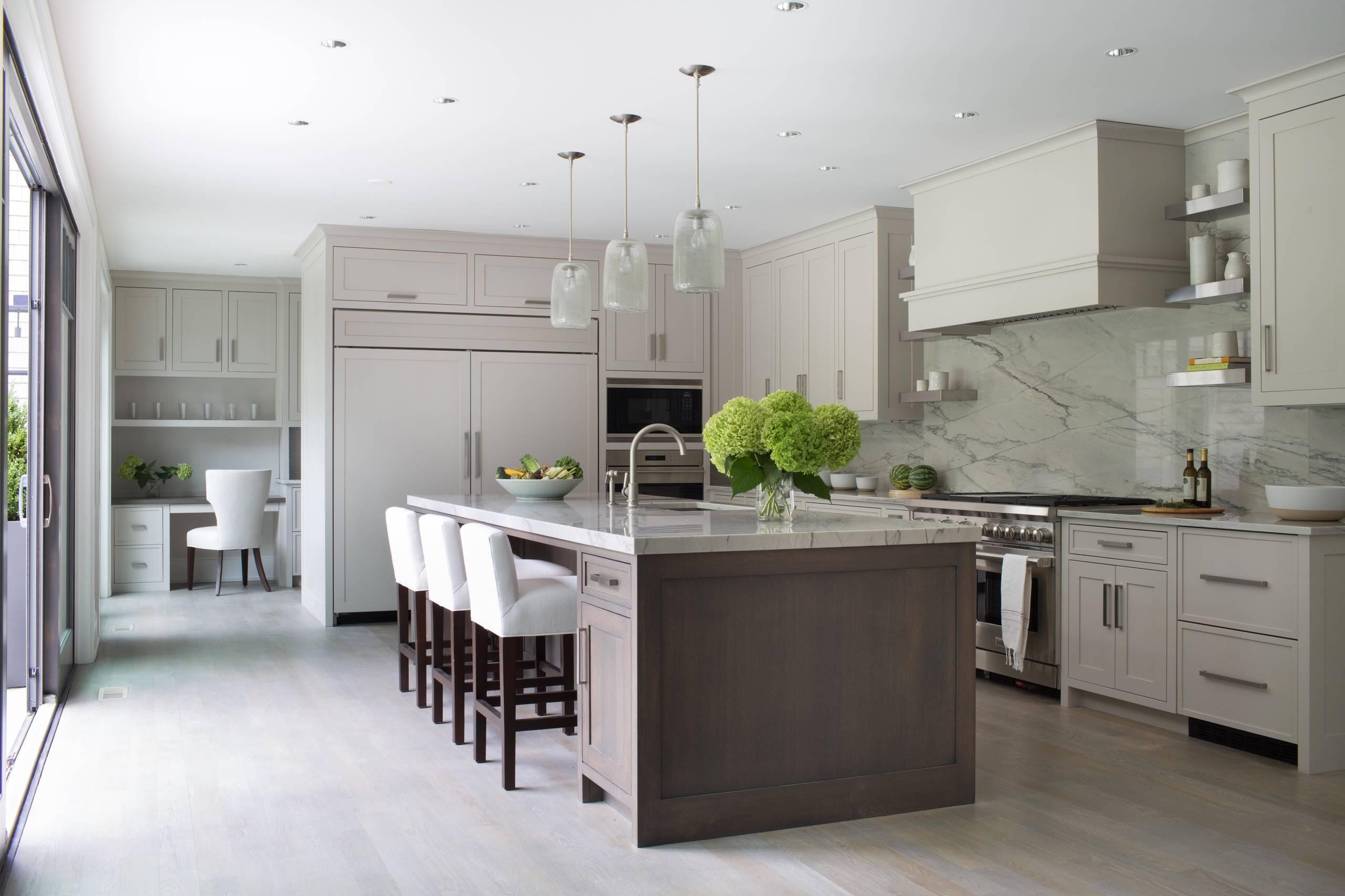 - White Macaubas Kitchen Ideas & Photos Houzz