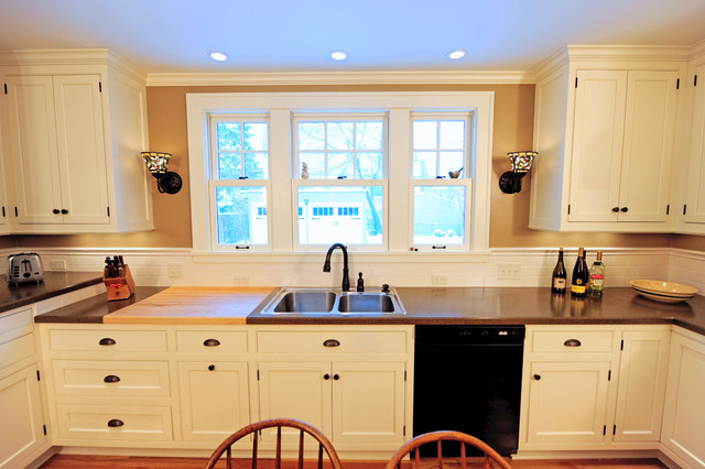 1930's Kitchen remodel - Traditional - Kitchen - cleveland ...