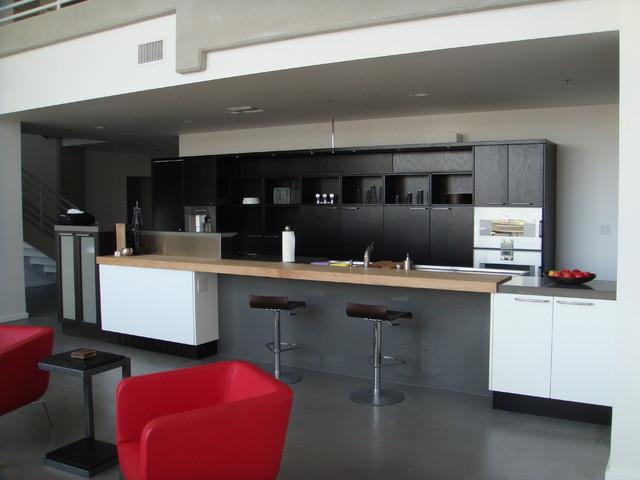 Las Vegas Penthouses modern-kitchen