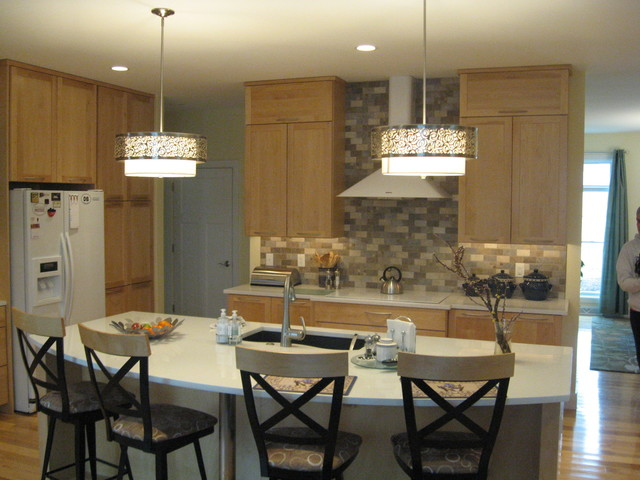 Lash Residence traditional-kitchen
