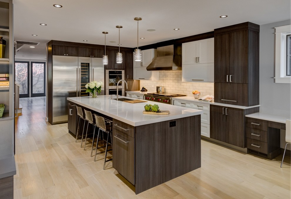 latest trends in kitchen and bathroom remodels