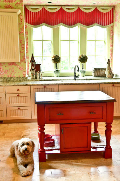 House Design Ideas For Your Pets  Feeding Stations