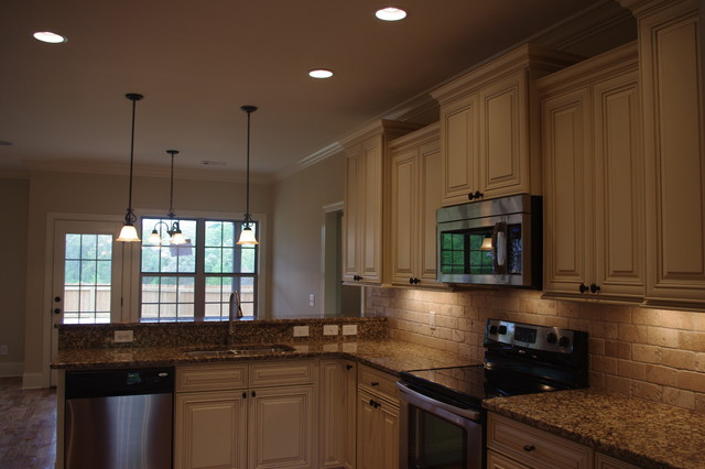 Laurel Grove Auburn Alabama  Traditional  Kitchen  other metro  by