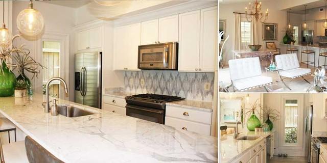 Laurel House contemporary-kitchen