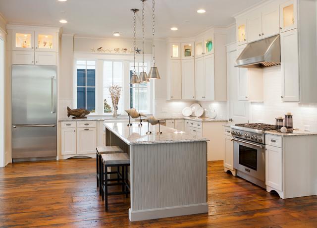 Laurel beach-style-kitchen
