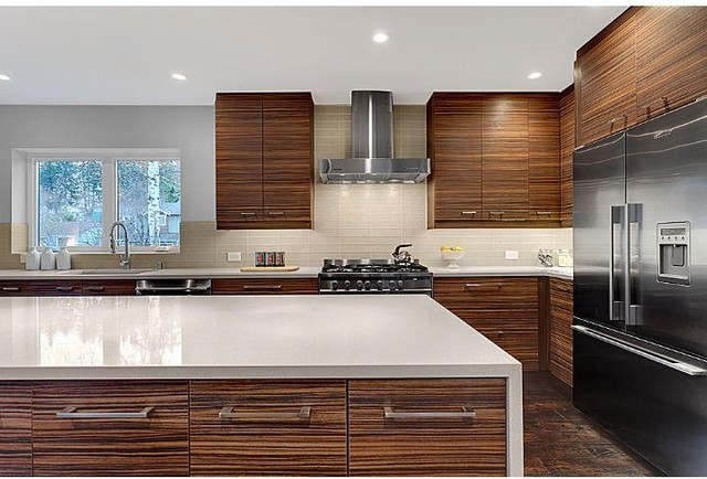 Laurelhurst contemporary-kitchen