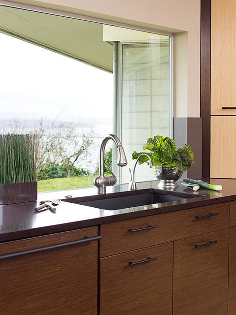 Laurelhurst Kitchen by Gaspar's Construction asian-kitchen