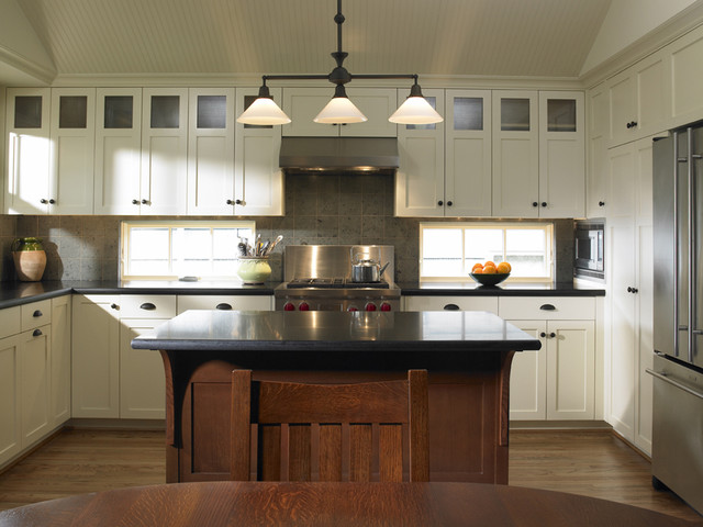 Laurelhurst Kitchen traditional-kitchen