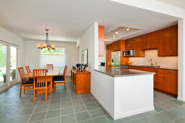 Laurelwood modern-kitchen
