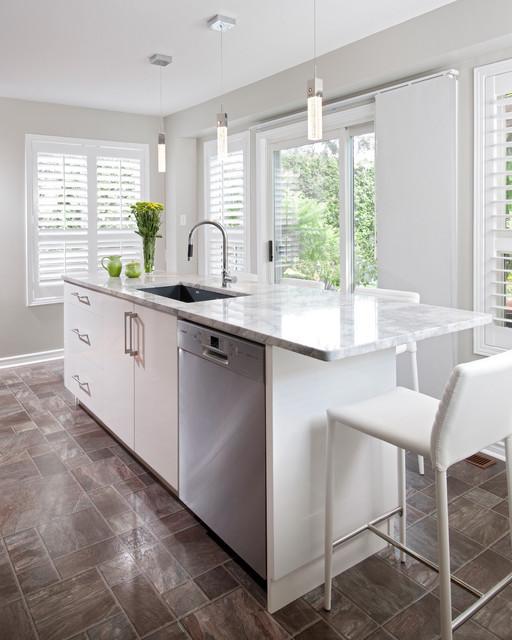 Laurysen Kitchens Ltd. contemporary-kitchen