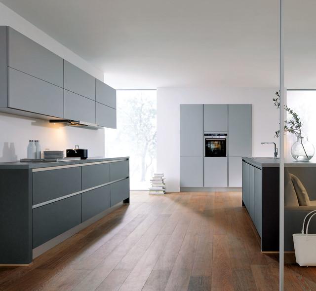 lava black matt - modern - kitchen - london -markus schmid
