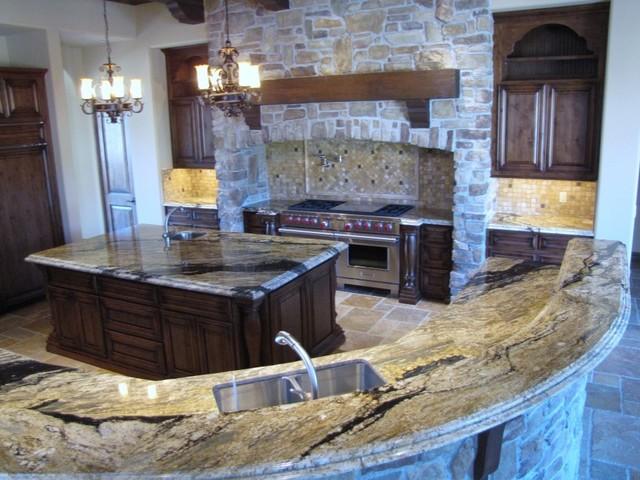 Lava Kitchen Traditional Kitchen Phoenix By Jdm Countertops Inc