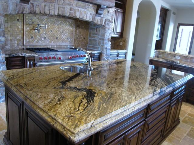 Wonderful Glazed Lava Stone Countertops Following Inspiration Article