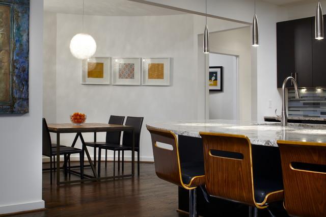 LaVista Park Mid Century Modern - Modern - Kitchen - atlanta - by Epic Development