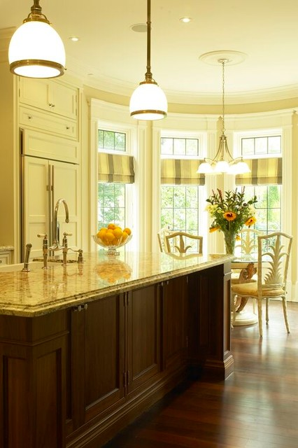 Lawrence Park Residence traditional-kitchen