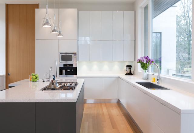 Lawrence park scavolini kitchen contemporary kitchen for Scavolini kitchens