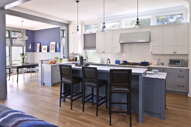 LCM Studio Projects contemporary-kitchen