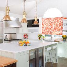 Leawood  KS Colorful Kitchen