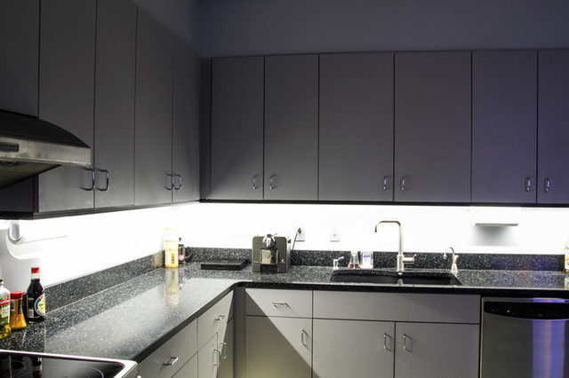LED Kitchen Under Cabinet Lighting - Contemporary - Kitchen - st louis ...