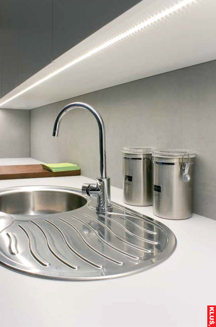 LED Kitchen Under Cabinet Lighting - Contemporary - Kitchen - st louis - by Super Bright LEDs