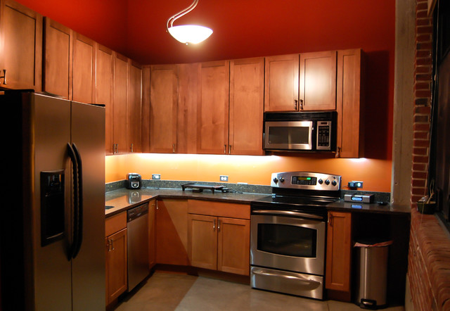 LED Kitchen Under Cabinet Lighting - Traditional - Kitchen - St ...