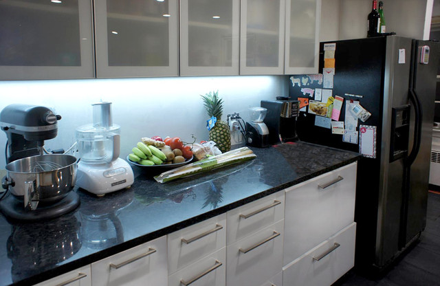 LED Kitchen Under Cabinet Lighting - Traditional - Kitchen - st louis ...